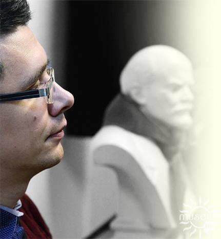 Евгений Гриб, ведущий научный сотрудник Краеведческого музея Полоцка
