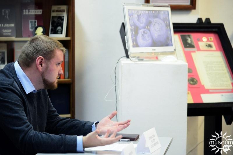 Сергей Каминский, старший научный сотрудник Краеведческого музея