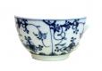 Фарфоровая чашка, 1774-1815 гг. Краеведческий музей Полоцка, 2018 г.