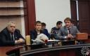 Круглы стол з удзелам першага намесніка міністра культуры І. Дрыга